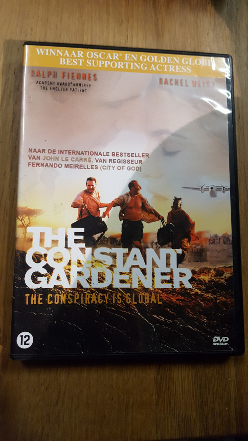 dvd , the conspiraty is global,