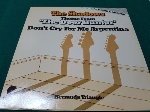 Lp The Shadows, Don't cry for me Argentina (including theme