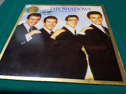 Lp The Shadows, 20 jaar hits