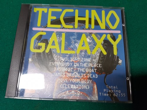 Cd Techno Galaxy