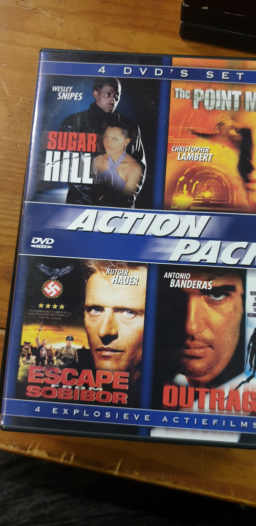 dvd action pack