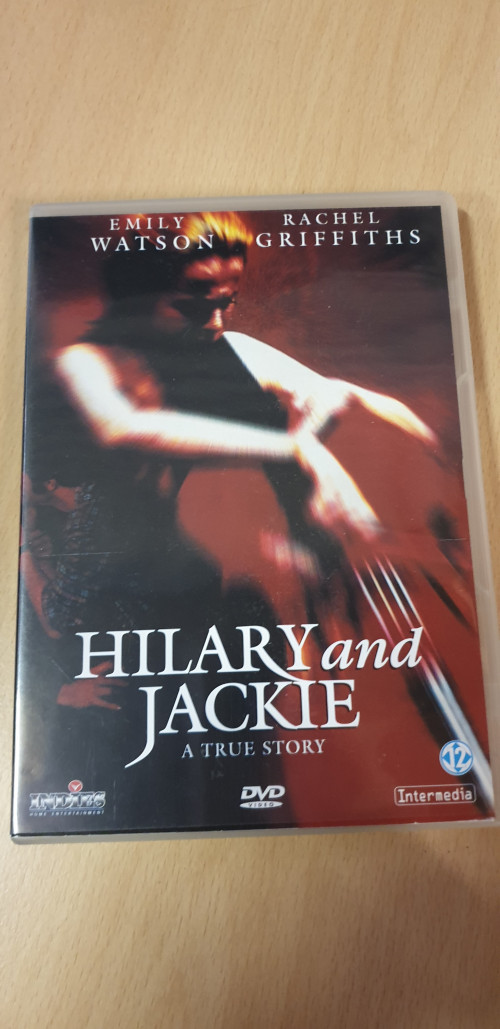 dvd hilary and jackie