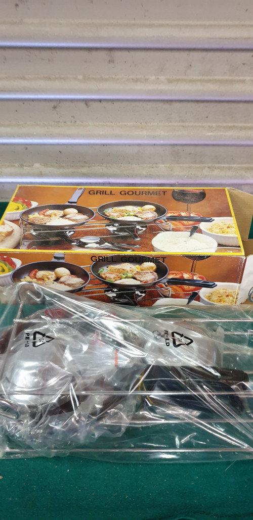 grill gourmet 2 persoons