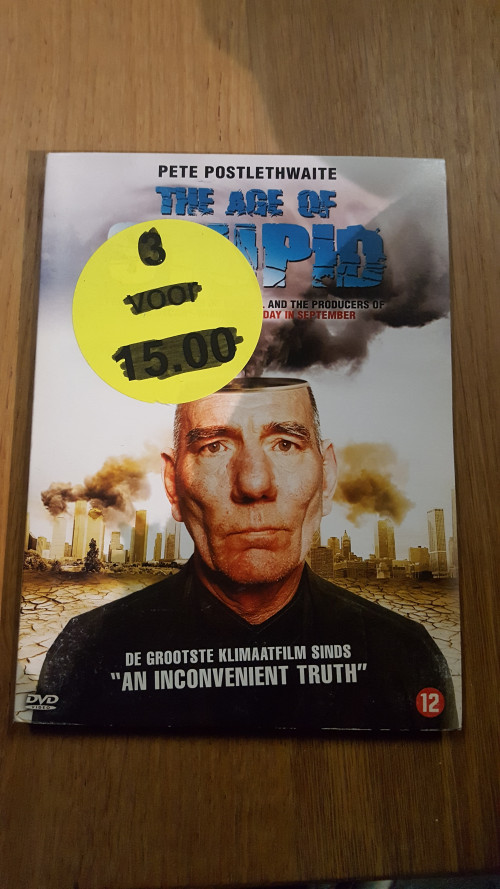 dvd, the age of stupid