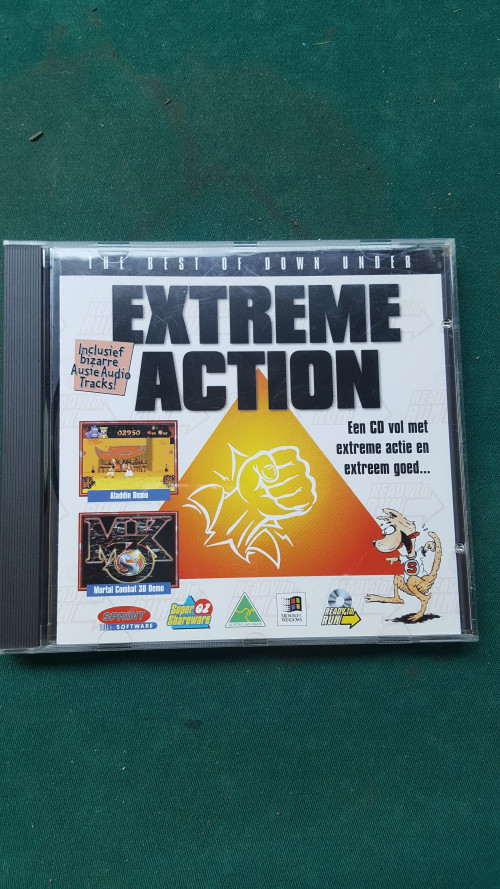 cd extreme action