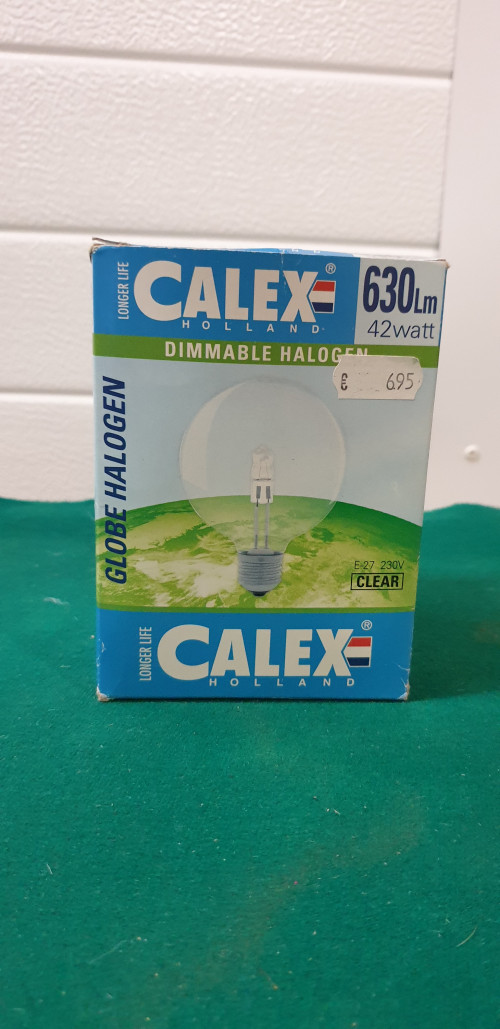 calex dimmable halogen