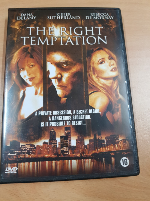 dvd the right temtation