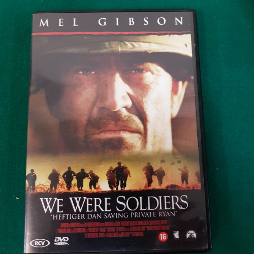 dvd we where soldiers