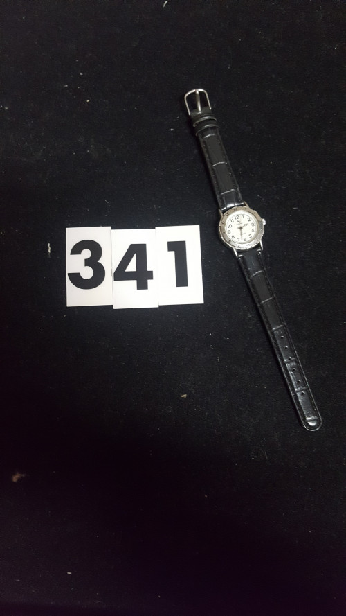 341, horloge , ac collection, quartz,