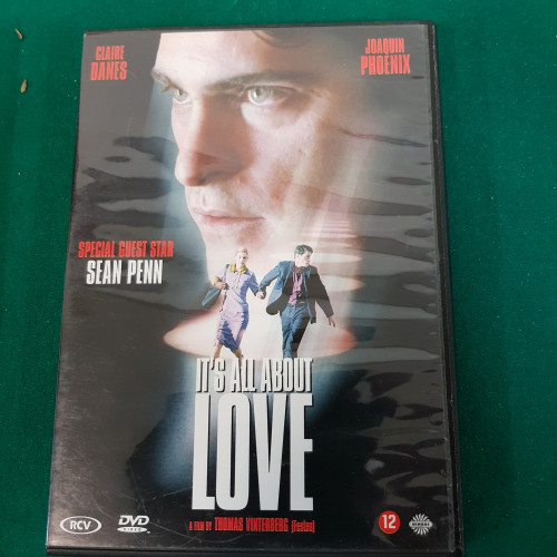 dvd its all about love