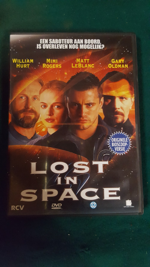 dvd lost in space