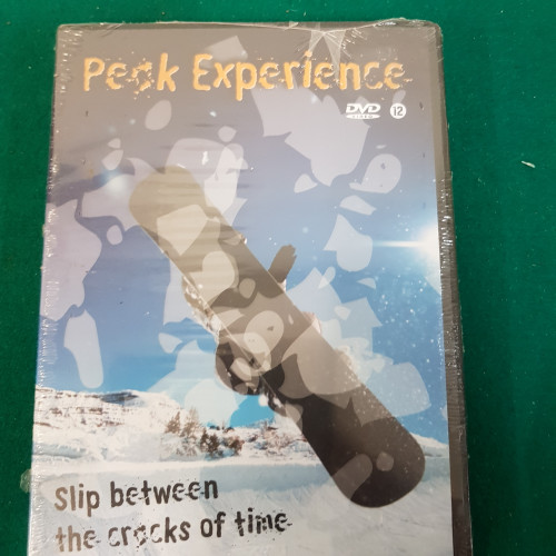 dvd peck experence