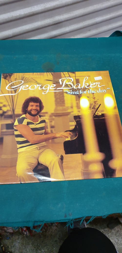 lp george baker sing for the day
