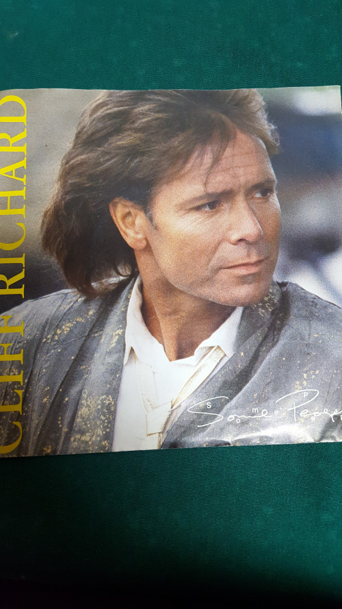 single cliff richard, some people